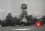 Image of autogyro rotorcraft Willow Grove Pennsylvania USA, 1940, second 33 stock footage video 65675061123