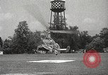 Image of autogyro rotorcraft Willow Grove Pennsylvania USA, 1940, second 34 stock footage video 65675061123