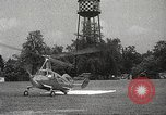 Image of autogyro rotorcraft Willow Grove Pennsylvania USA, 1940, second 36 stock footage video 65675061123