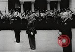 Image of French Marshal Philippe Petain Vichy France, 1940, second 10 stock footage video 65675061124