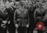 Image of French Marshal Philippe Petain Vichy France, 1940, second 23 stock footage video 65675061124