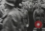 Image of French Marshal Philippe Petain Vichy France, 1940, second 25 stock footage video 65675061124