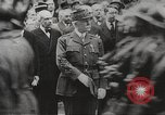 Image of French Marshal Philippe Petain Vichy France, 1940, second 26 stock footage video 65675061124