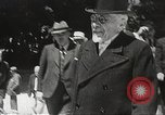 Image of French Marshal Philippe Petain Vichy France, 1940, second 37 stock footage video 65675061124