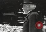 Image of French Marshal Philippe Petain Vichy France, 1940, second 41 stock footage video 65675061124