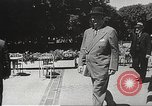 Image of French Marshal Philippe Petain Vichy France, 1940, second 53 stock footage video 65675061124