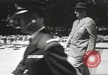 Image of French Marshal Philippe Petain Vichy France, 1940, second 54 stock footage video 65675061124