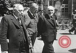Image of French Marshal Philippe Petain Vichy France, 1940, second 56 stock footage video 65675061124