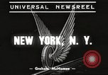 Image of subway train New York City USA, 1939, second 2 stock footage video 65675061137