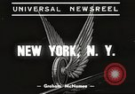 Image of subway train New York City USA, 1939, second 3 stock footage video 65675061137