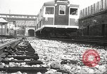 Image of subway train New York City USA, 1939, second 6 stock footage video 65675061137