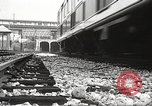 Image of subway train New York City USA, 1939, second 7 stock footage video 65675061137
