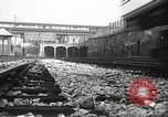 Image of subway train New York City USA, 1939, second 8 stock footage video 65675061137