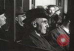 Image of subway train New York City USA, 1939, second 39 stock footage video 65675061137