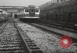 Image of subway train New York City USA, 1939, second 47 stock footage video 65675061137