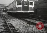 Image of subway train New York City USA, 1939, second 48 stock footage video 65675061137