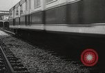Image of subway train New York City USA, 1939, second 49 stock footage video 65675061137