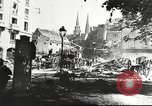 Image of damaged French town France, 1946, second 14 stock footage video 65675061138