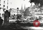 Image of damaged French town France, 1946, second 15 stock footage video 65675061138