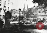 Image of damaged French town France, 1946, second 16 stock footage video 65675061138