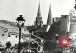 Image of damaged French town France, 1946, second 17 stock footage video 65675061138