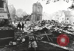 Image of damaged French town France, 1946, second 21 stock footage video 65675061138