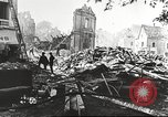 Image of damaged French town France, 1946, second 22 stock footage video 65675061138