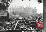 Image of damaged French town France, 1946, second 23 stock footage video 65675061138