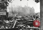 Image of damaged French town France, 1946, second 24 stock footage video 65675061138