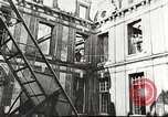 Image of damaged French town France, 1946, second 30 stock footage video 65675061138