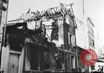 Image of damaged French town France, 1946, second 31 stock footage video 65675061138