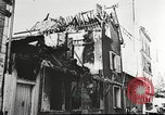 Image of damaged French town France, 1946, second 32 stock footage video 65675061138