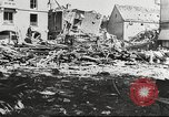 Image of damaged French town France, 1946, second 36 stock footage video 65675061138
