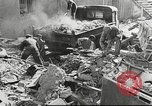 Image of damaged French town France, 1946, second 37 stock footage video 65675061138