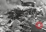 Image of damaged French town France, 1946, second 38 stock footage video 65675061138