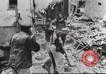 Image of damaged French town France, 1946, second 39 stock footage video 65675061138