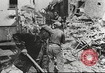 Image of damaged French town France, 1946, second 40 stock footage video 65675061138