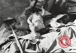 Image of damaged French town France, 1946, second 47 stock footage video 65675061138