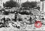 Image of damaged French town France, 1946, second 48 stock footage video 65675061138