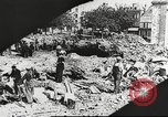 Image of damaged French town France, 1946, second 49 stock footage video 65675061138