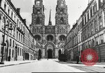 Image of damaged French town France, 1946, second 51 stock footage video 65675061138