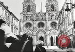Image of damaged French town France, 1946, second 52 stock footage video 65675061138
