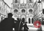 Image of damaged French town France, 1946, second 53 stock footage video 65675061138