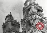 Image of damaged French town France, 1946, second 56 stock footage video 65675061138