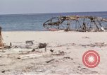 Image of wrecked plane Sicily Italy, 1943, second 8 stock footage video 65675061148