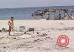 Image of wrecked plane Sicily Italy, 1943, second 9 stock footage video 65675061148