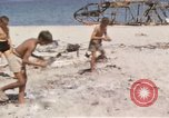 Image of wrecked plane Sicily Italy, 1943, second 12 stock footage video 65675061148
