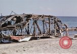 Image of wrecked plane Sicily Italy, 1943, second 15 stock footage video 65675061148