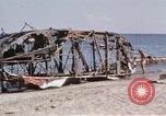 Image of wrecked plane Sicily Italy, 1943, second 16 stock footage video 65675061148