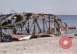 Image of wrecked plane Sicily Italy, 1943, second 17 stock footage video 65675061148